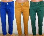 Gekleurde-broek-Jongens-Blauw-maat-146-152