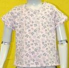 Blue-Seven-Tshirt-Roze-met-bloemen