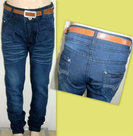 Skinny-Jeans-Meisjes-Dark-Blue-maat-98-104
