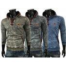 Sweater-Heren-Bruin-maat-XL