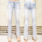 Skinny-Jeans-Dames-Blue-maat-36