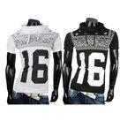 Tshirt-16-Heren-Wit-maat-M