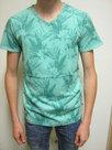 Tshirt-CBK-Heren-Mintgroen-maat-L