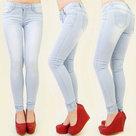 Skinny-Jeans-Dames-Blue-maat-42