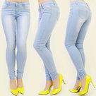 Skinny-Jeans-Dames-Blue-maat-44