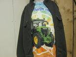 Vest-+-Trekker-Tshirt-John-Deere-maat-110