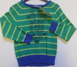 Pullover-Blue-Seven-Jongens-Groen-maat-98