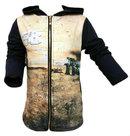 Vest-Trekker-John-Deere-Jongens-donkerblauw-maat-110-116