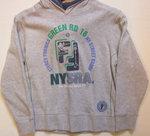 Sweater-Blue-Seven-Jongens-Grijs-maat-164