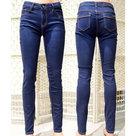 Skinny-Jeans-Dames-Dark-Blue-maat-40