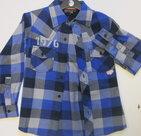 Blue-Seven-Blouse-Jongens-Blauw-maat-128