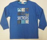 Shirt-Blue-Seven-Jongens-85556-Blauw