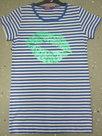 Tshirt-Max-Collection-Meisjes-Blauw-33-0006