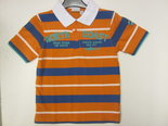 Blue-Seven-Jongens-Polo-Oranje-maat-122