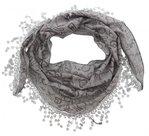 sjaal-Grijs