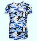 Tshirt-Army-Heren-Blauw