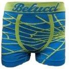 Naadloze-boxer-Belucci-Jongens-Aqua-maat-92-110