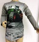 Shirt-Trekker-(FENDT)-Jongens-Grijs