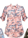 Army-Blouse-Dames-Roze-one-size