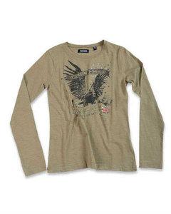Shirt Blue Seven 55576, maat 152