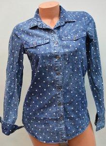 blouses met stippen