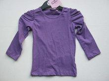 Mix Shirt Paars, maat 104