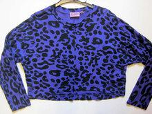 Mix Panter Shirt 22-0556 Paars, maat 104