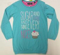 Shirt  Blue SevenMeisjes Groen, maat 98