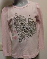 Blue Seven Shirt meisjes Roze, maat 104