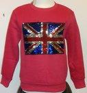 Sweater-Jongens-Rood