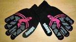 Handschoenen-Zwart-Pink