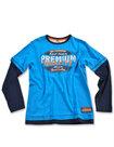 Shirt-Blue-Seven-65458-maat-152