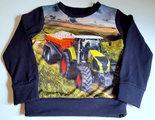 Shirt-Trekker-CLAAS-Jongens-Donkerblauw