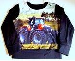 Shirt-Trekker-CASE-Jongens-Zwart