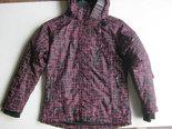 Winterjas-Outburst-Pink-Zwart-maat-152