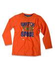 Blue-Seven-Shirt-Jongens-Oranje-maat-98