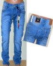 Jeans-Jongens-Denim-Blue-H1345-maat-134-140