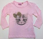 Shirt-Poes-22-0543-Roze-maat-110