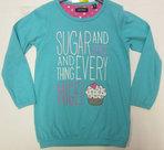 Shirt--Blue-SevenMeisjes-Groen-maat-98
