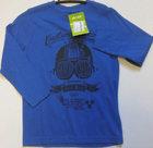 Shirt-Jongens-Blauw-maat-98