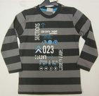 Shirt-Jongens-Grijs-maat-110