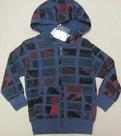 Vest-Jongens-Max-Collection-Blauw-maat-104