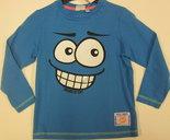Shirt-Blue-Seven-Jongens-85570-Blauw