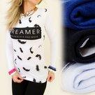 Shirt-Dames-Dreamer-Donkerblauw