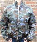 Army-Bomber-Jack-Groen-Blauw