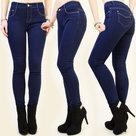 Jeans-M6504-Dames-Dark-Blue
