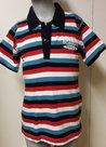 Max-Collection-Polo-Tshirt-Jongens-Rood