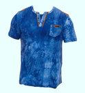 Tshirt-Violento-Heren-Blauw