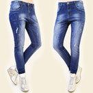 Jeans-SD-Dames-Dark-Blue