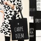 Shopper-Tas-Carpe-Diem-Wit